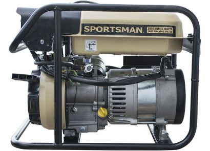 Picture 3 of the Sportsman GEN2000-SS