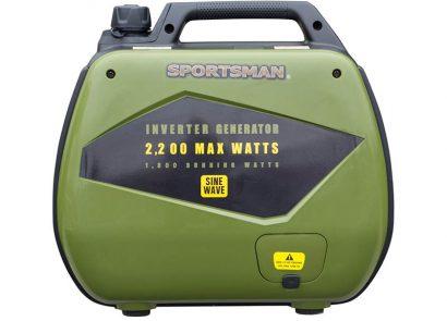 Picture 2 of the Sportsman GEN2200DFi