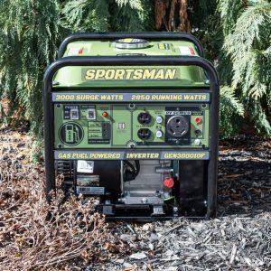 The Sportsman GEN3000iOF in use