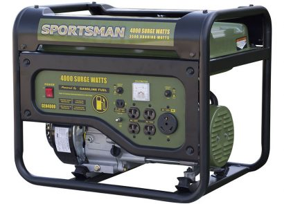 Picture 2 of the Sportsman GEN4000