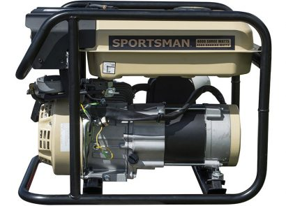 Picture 4 of the Sportsman GEN4000DF-SS