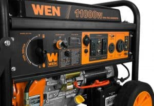 Panel of the WEN DF1100T