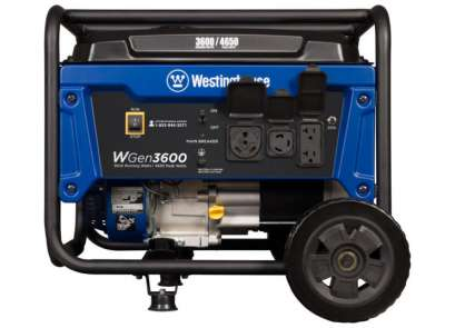 Picture 2 of the Westinghouse WGen3600