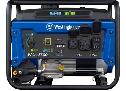 Westinghouse WGen3600DFv