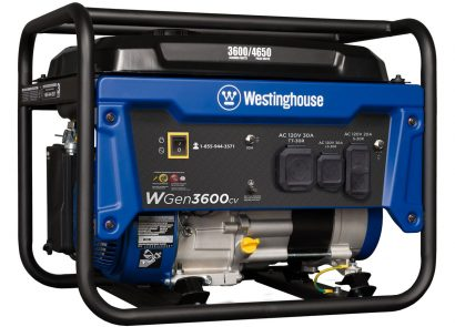 Westinghouse WGen3600cv