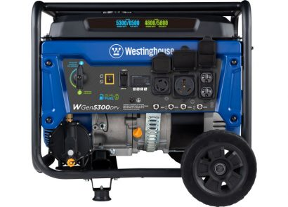 Picture 2 of the Westinghouse WGen5300DFv