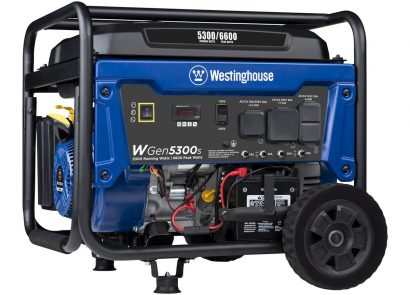 Picture 1 of the Westinghouse WGen5300s