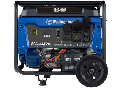 Picture 2 of the Westinghouse WGen5300s