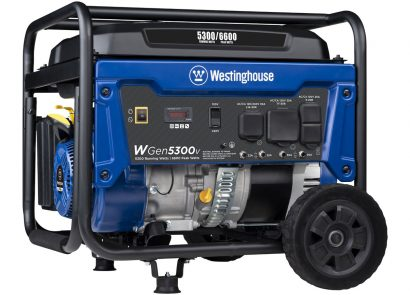 Picture 1 of the Westinghouse WGen5300v