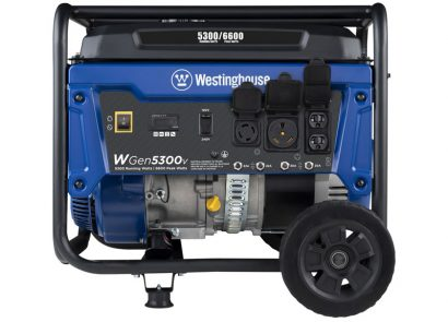 Picture 2 of the Westinghouse WGen5300v