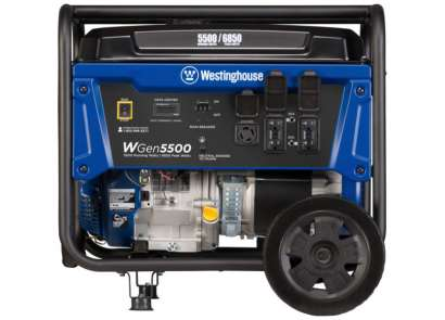 Picture 2 of the Westinghouse WGen5500