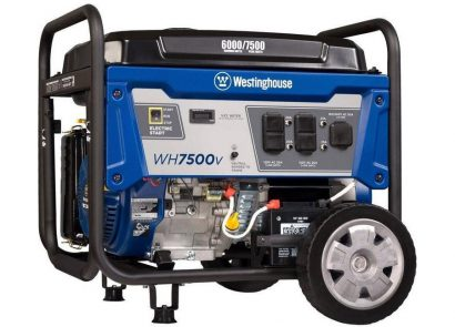 Picture of the Westinghouse WH7500v