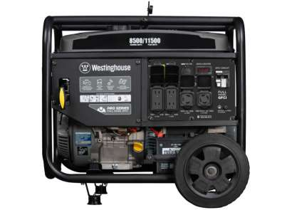 Picture 2 of the Westinghouse WPro8500