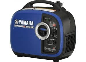 Picture of the Yamaha EF2000iSv2 inverter generator