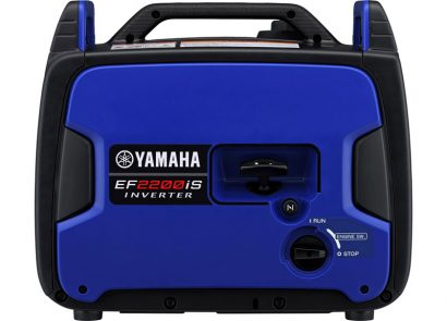 Picture 2 of the Yamaha EF2200iS