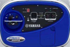 Panel of the Yamaha EF2400iSHC