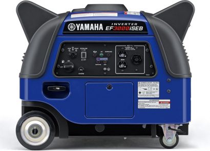 Picture 2 of the Yamaha EF3000iSEB