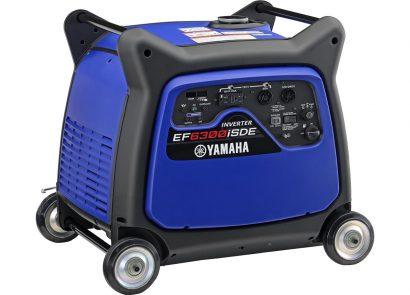 Picture 1 of the Yamaha EF6300iSDE