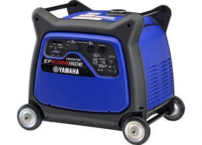 Picture 2 of the Yamaha EF6300iSDE