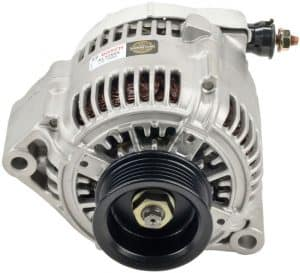 Picture of an alternator