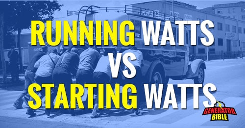 running watts vs starting watts featured image