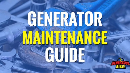 A Guide to Portable Generator Maintenance