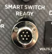 Picture of the ST Switch outlet